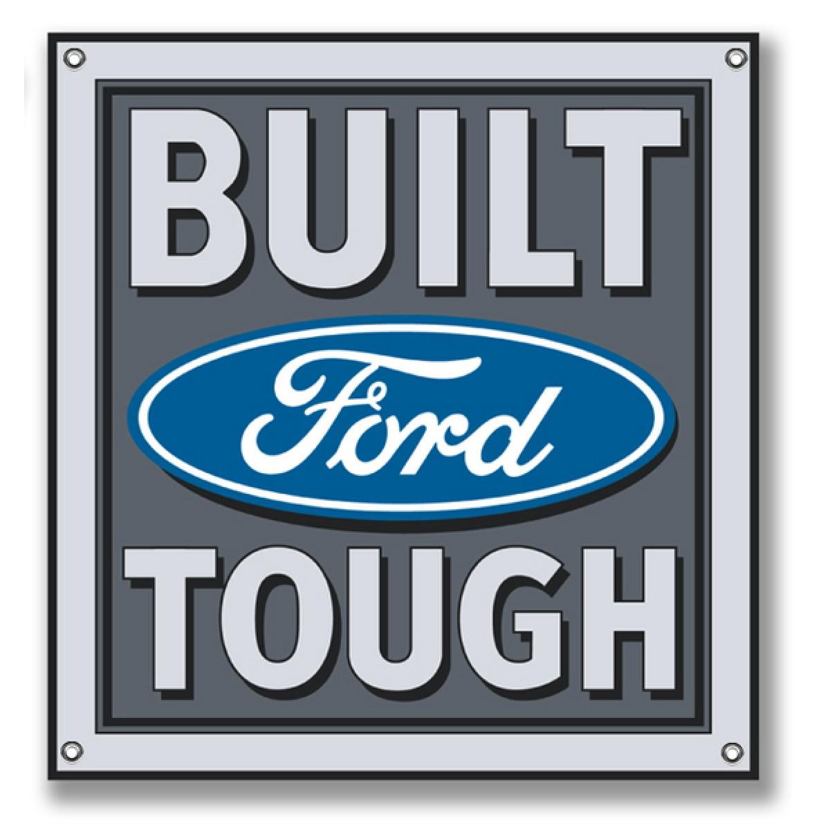 Built Ford Tough Wallpaper 1200x1200