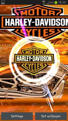 47+ Harley Davidson Live Wallpaper on WallpaperSafari