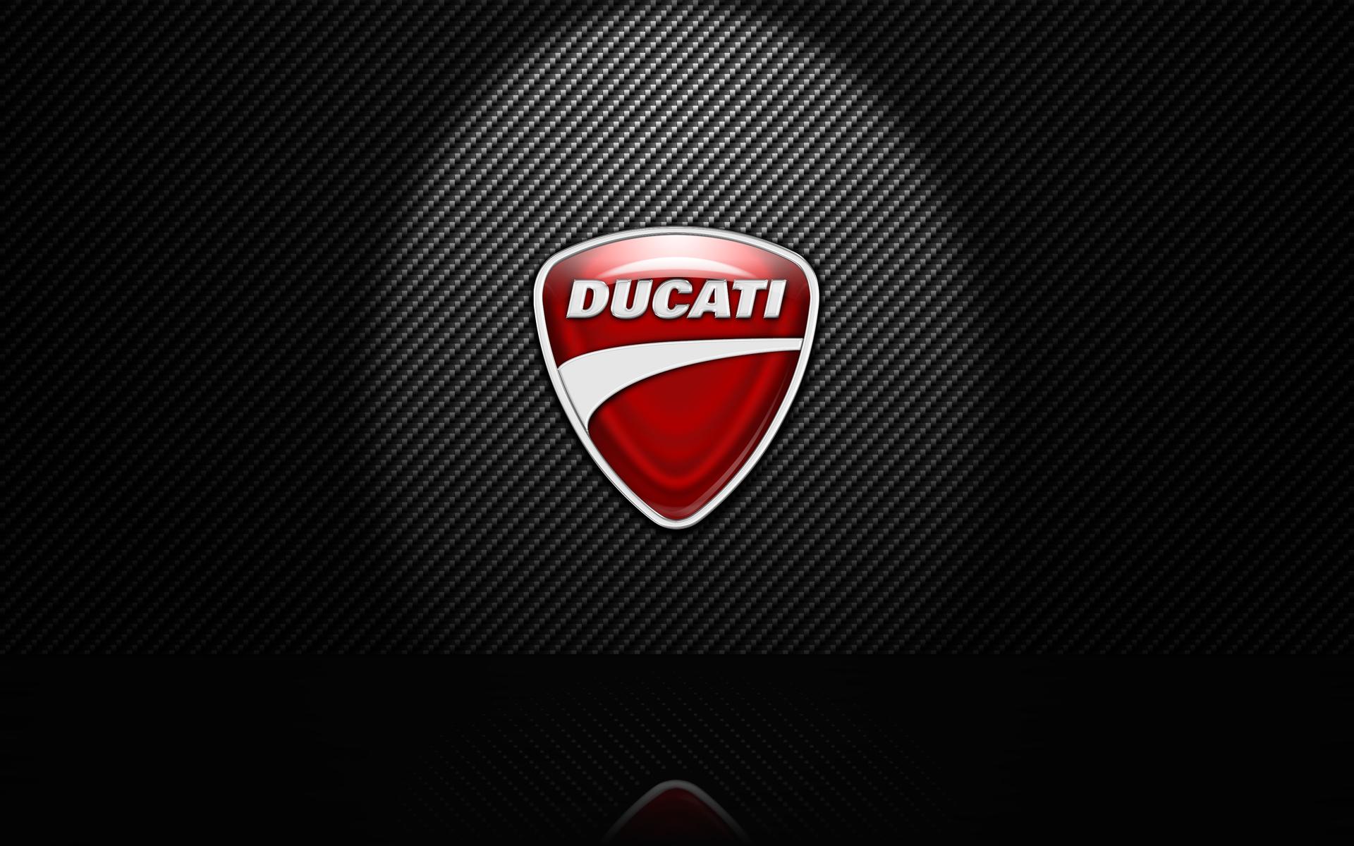 Ducati Logo Wallpaper 1920x1200