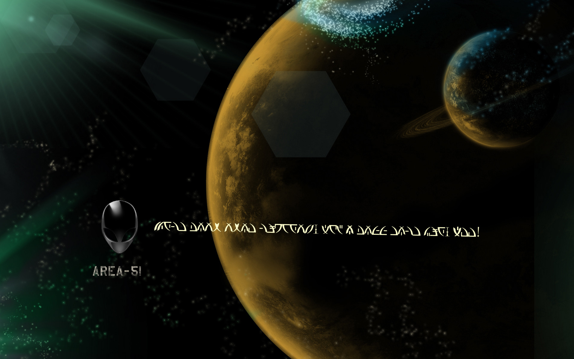 Alienware HD Wallpapers Only 1920x1200