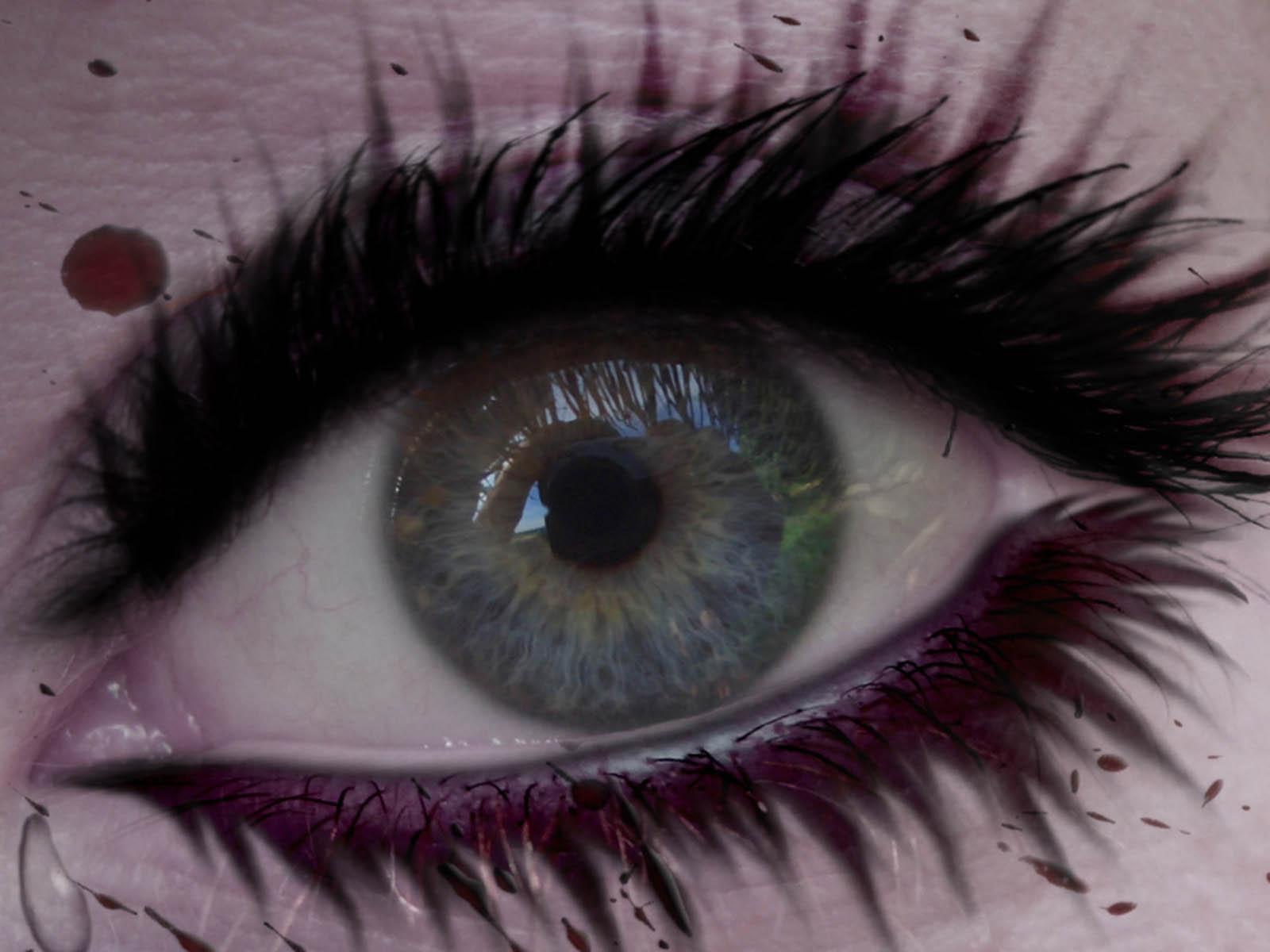 the Horror Eye Wallpapers Horror Eye Desktop Wallpapers Horror Eye 1600x1200