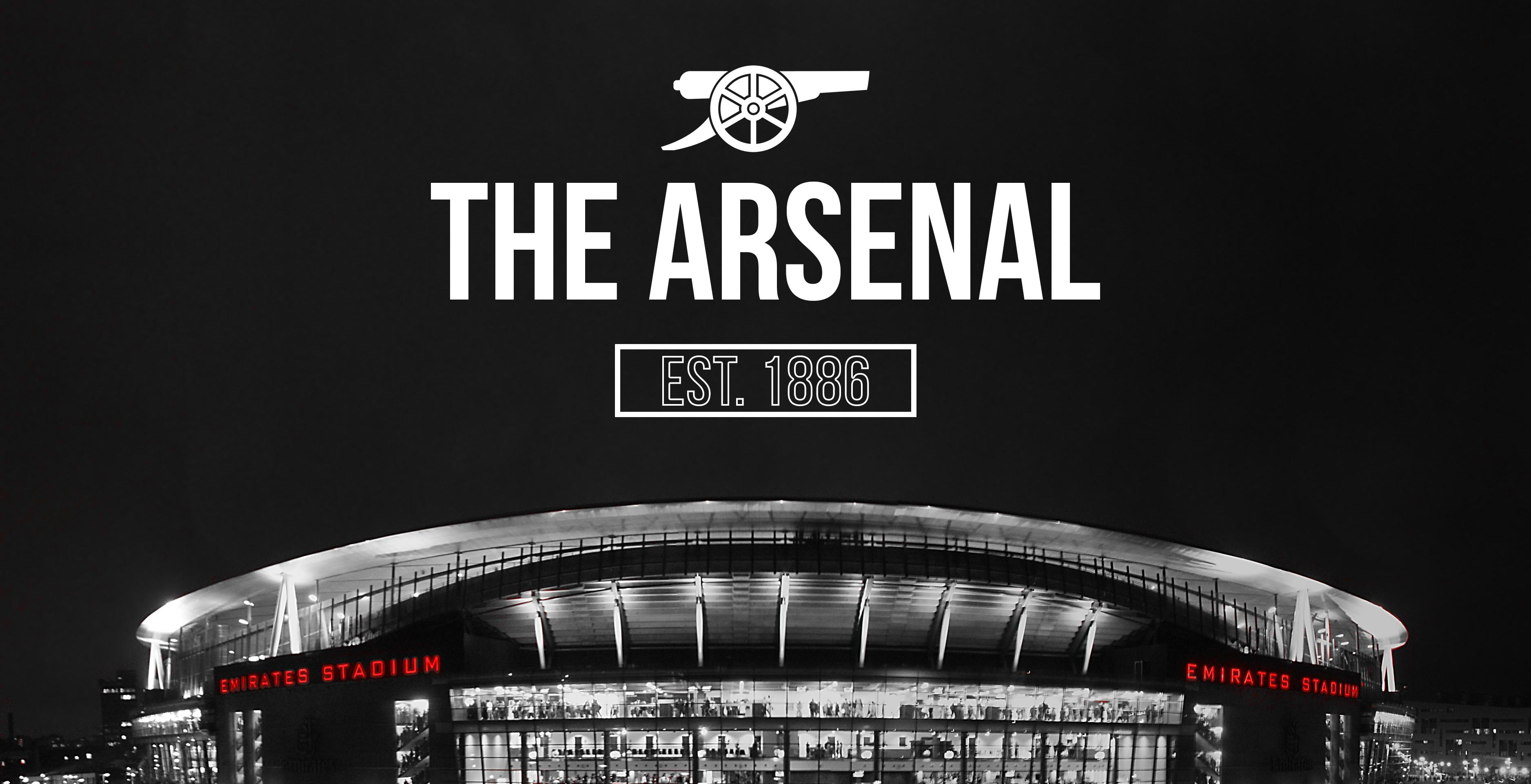 Arsenal Wallpapers HD 3752x1921