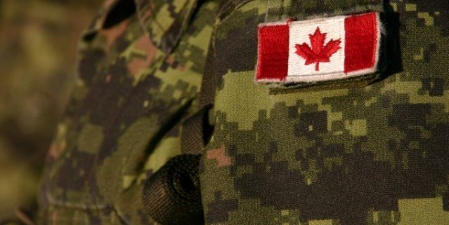 Showing Gallery For Canadian Army Flag Wallpaper 639x321