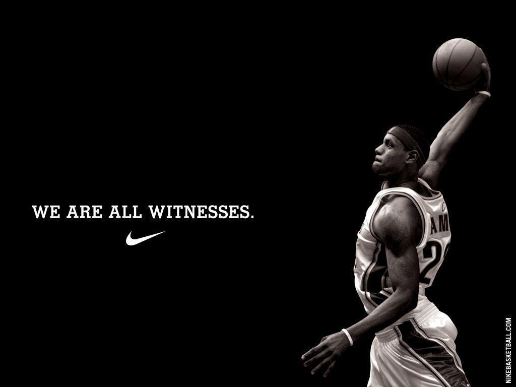 Lebron James Wallpapers Nike 1024x768