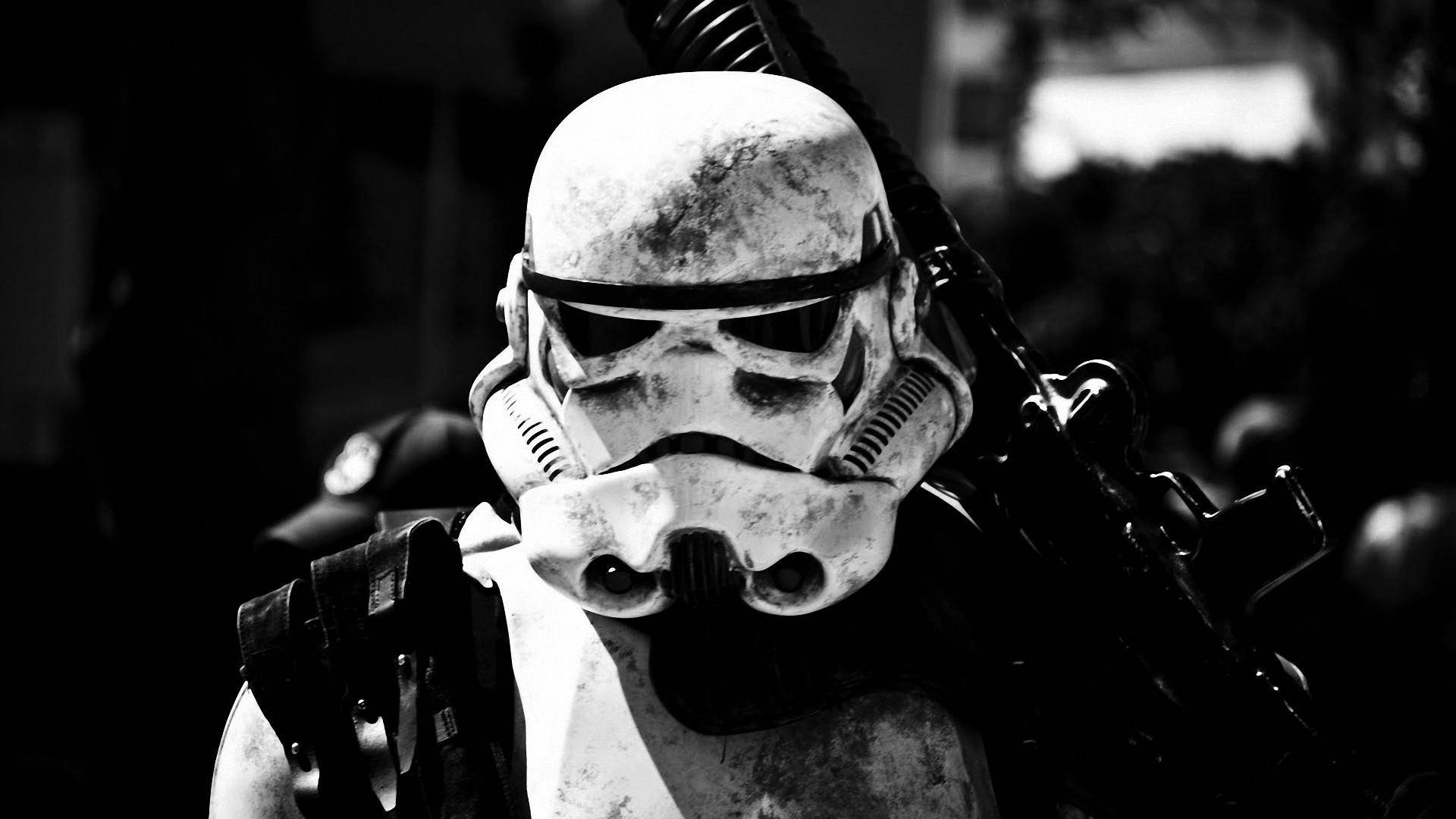 44+ Stormtrooper Wallpaper HD on WallpaperSafari