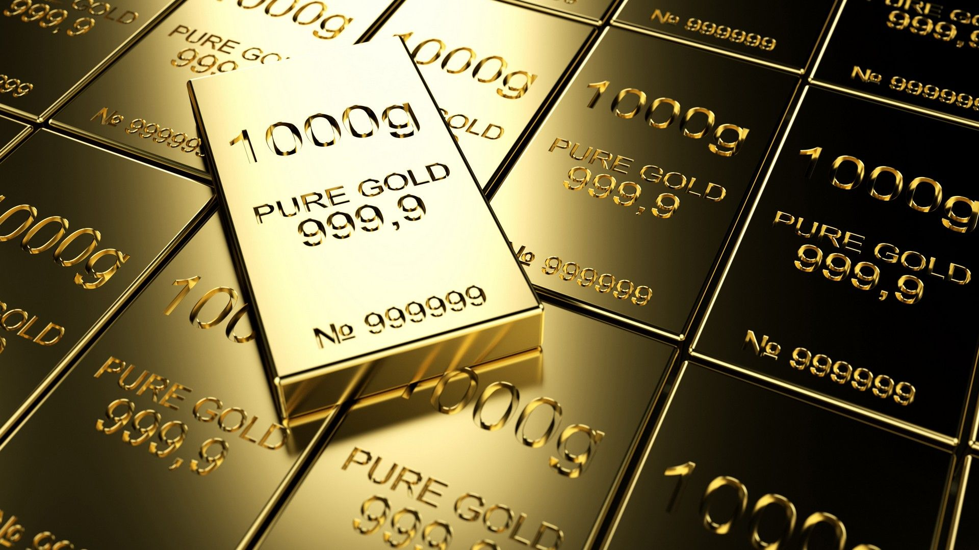 Gold HD Wallpaper Gold bullion Gold price Gold rate 1920x1080