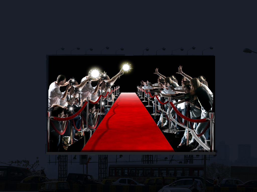 Real Red Carpet Background With Paparazzi Concept red carpet welcomes 1024x768