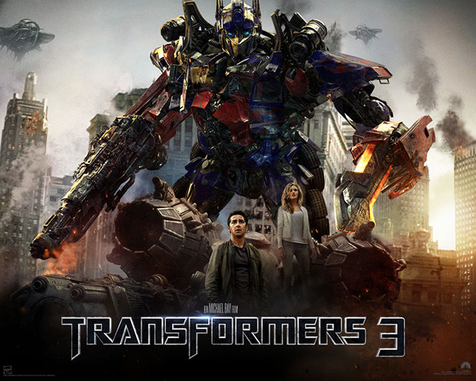 Transformers 3 Wallpaper is also compatible with 668x535