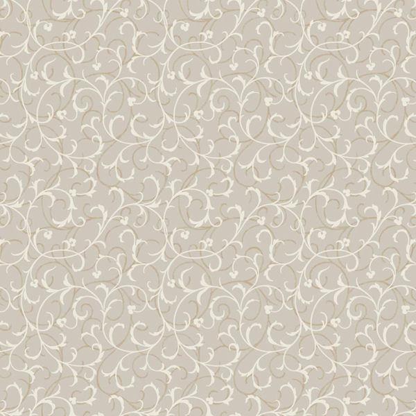 Silver and cream wallpaper wallpapersafari for Cream wallpaper for walls
