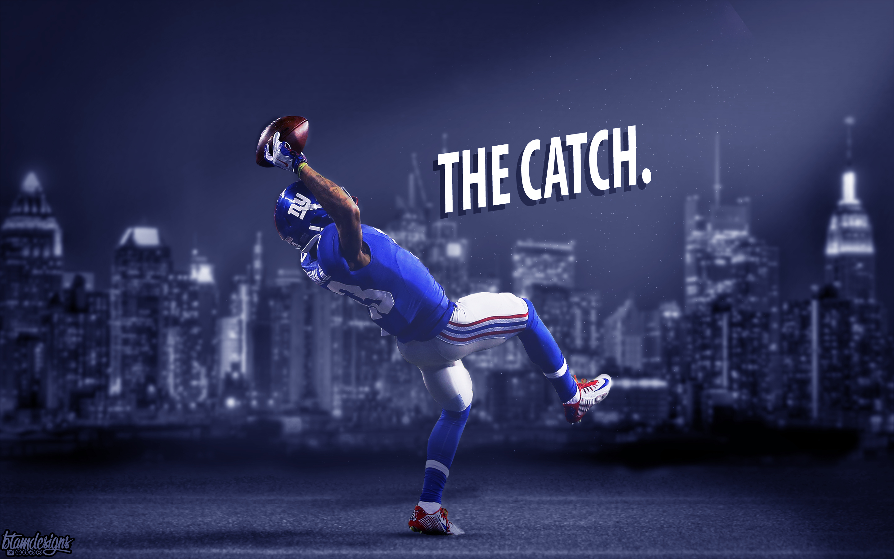 Odell Beckham Jr The Catch 2880x1800