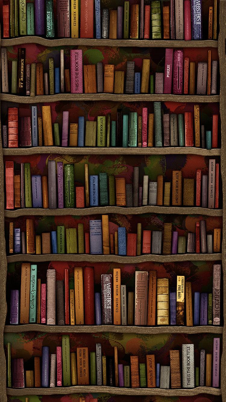 Book Lover Wallpaper