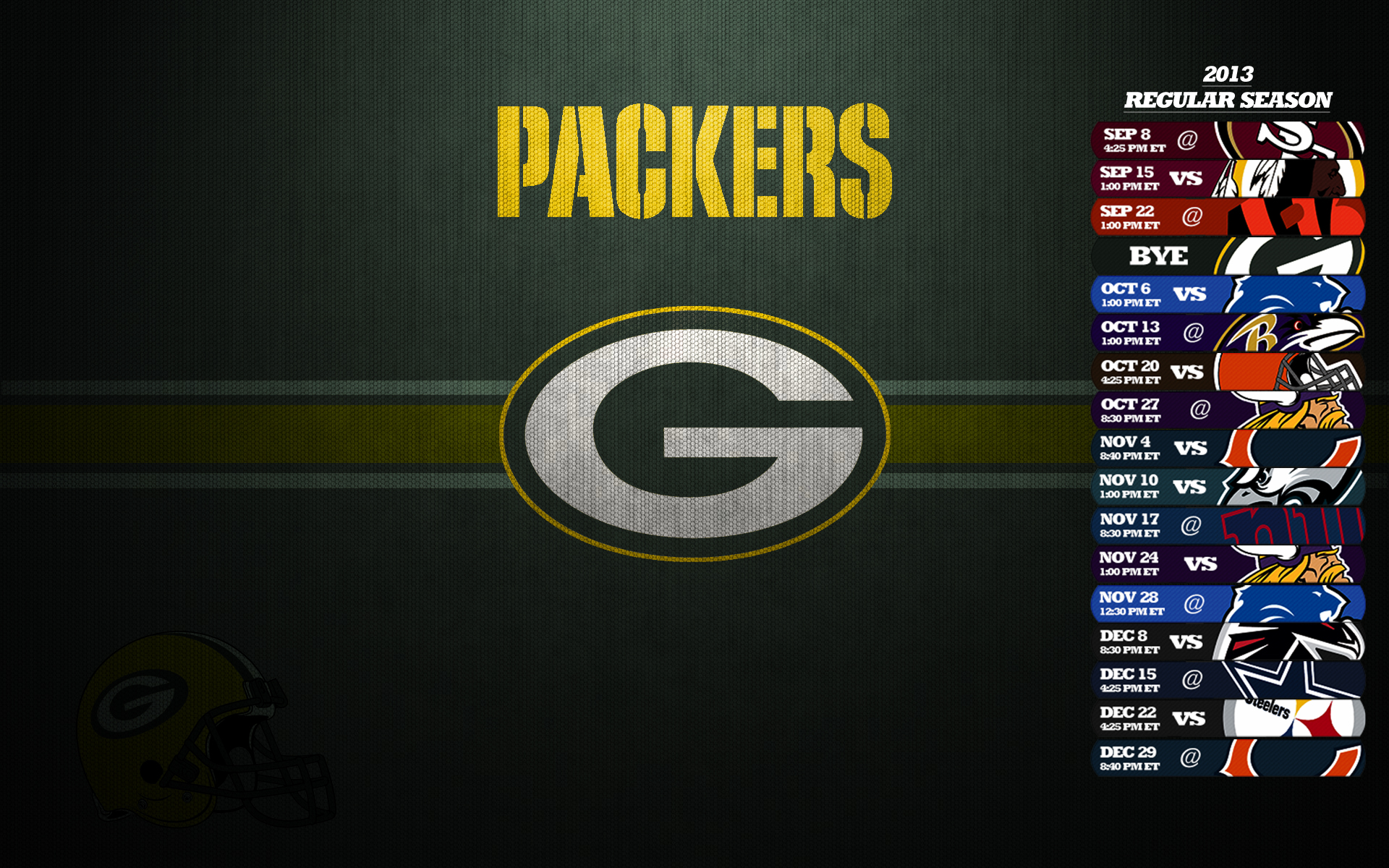 48 Green Bay Packers Wallpaper Graphic On Wallpapersafari