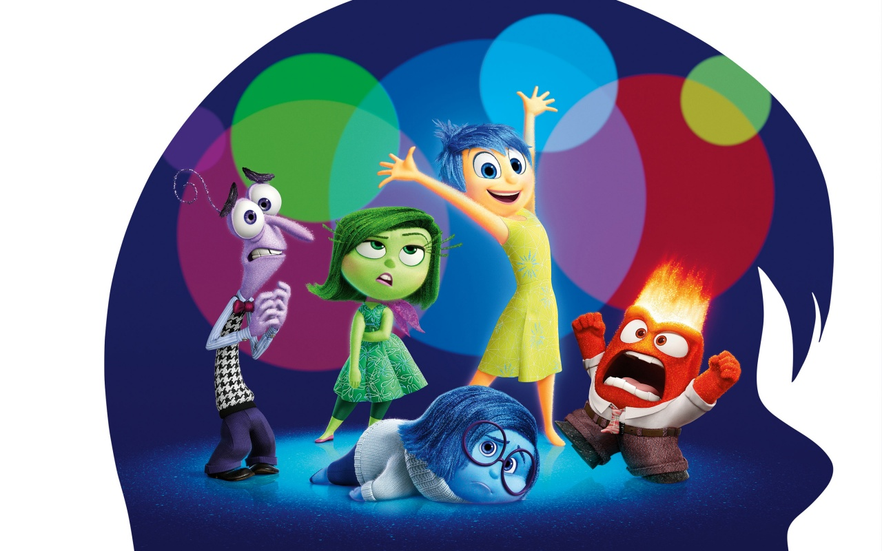Pixars Inside Out 2015 Wallpapers HD Wallpapers 1280x800