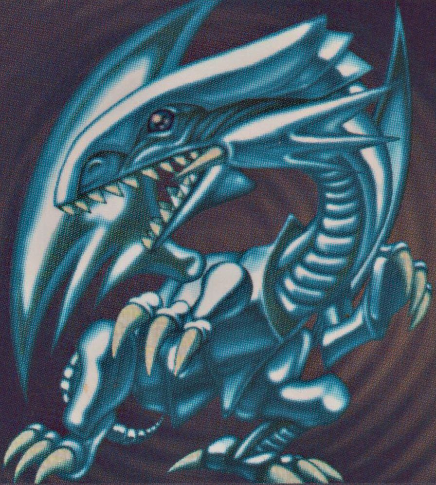Free Download Blue Eyes White Dragon Wallpaper Wallpapers High