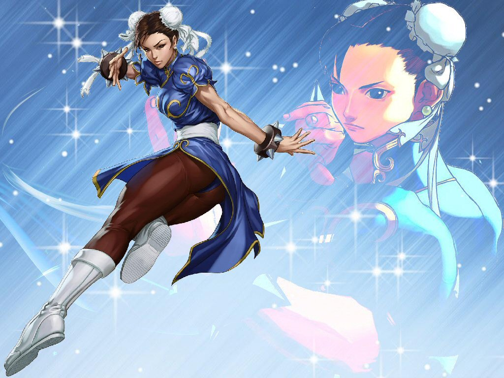 Free Download Chun Li Wallpaper By Shadowcatgirl09 1024x768 For