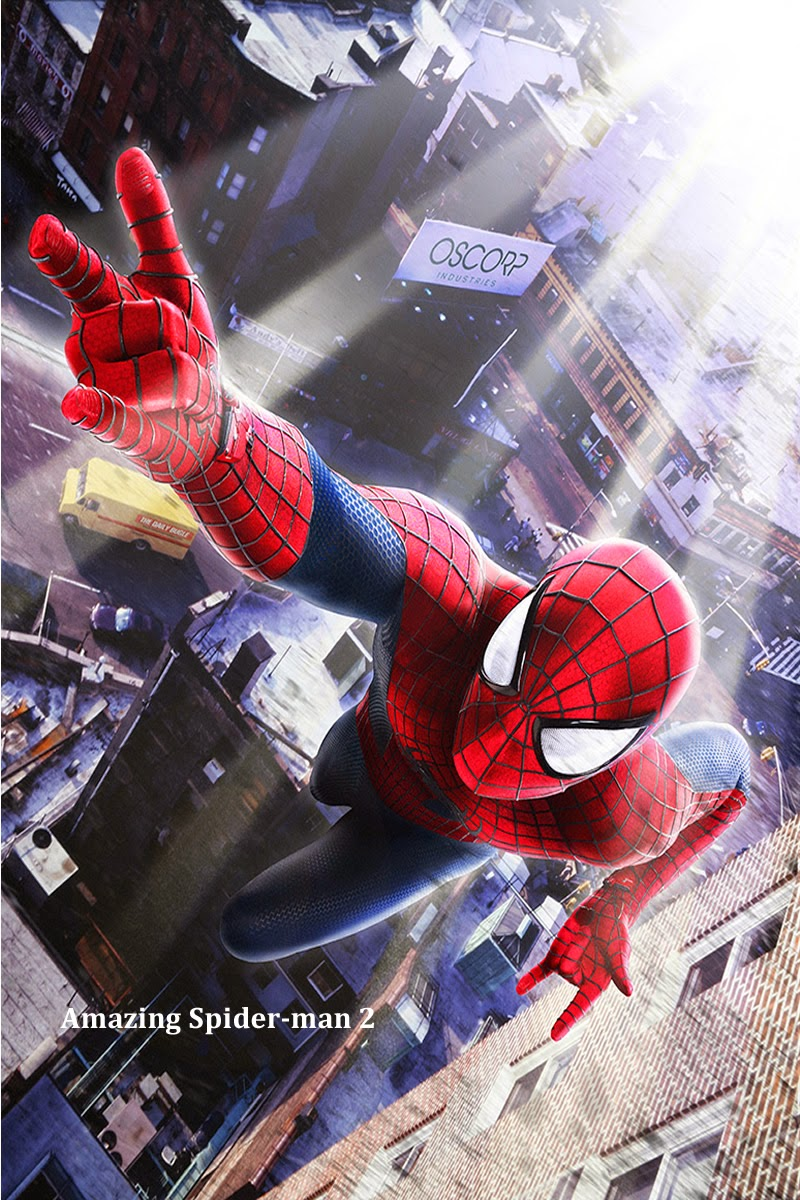 Free download The Amazing Spider Man 2 HD Wallpaper for Android ...