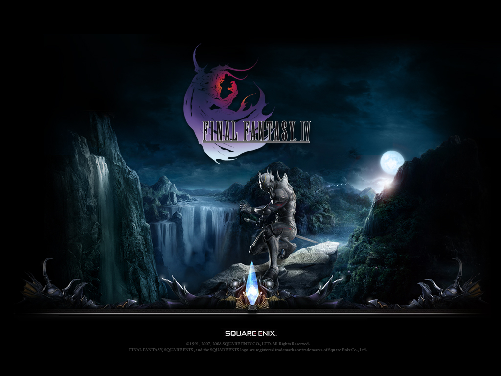 Home Wallpaper Final fantasy 4 final fantasy 4 wallpaper02 1024x768