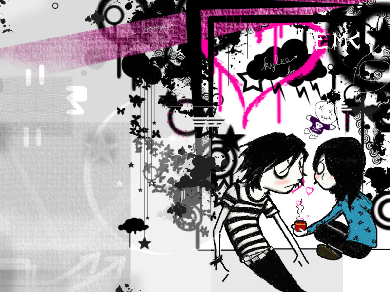 emo love 1 emo dark wallpaper 49744 emo love 3473356801 800x600