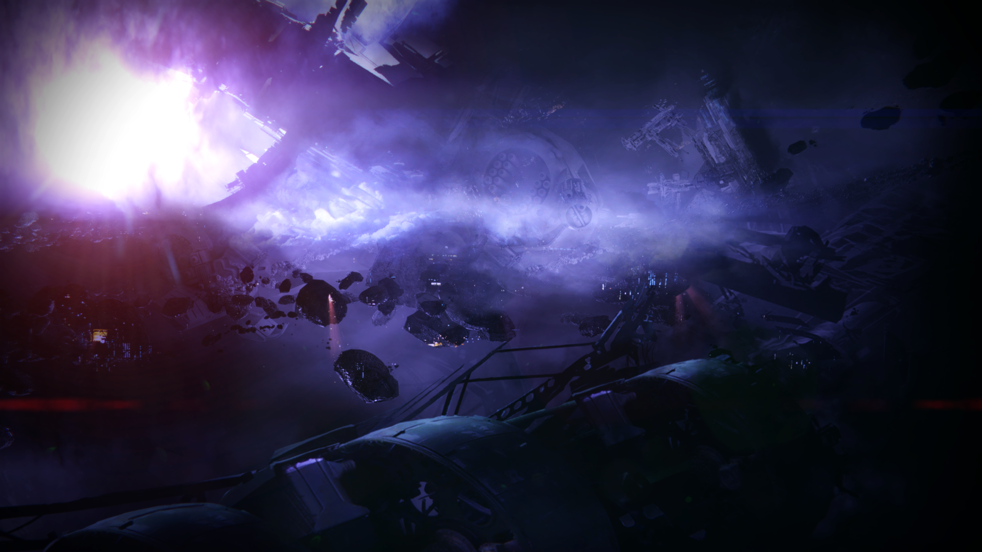 the Reef again Eyes Up Guardian Destiny backgrounds Destiny 1920x1080