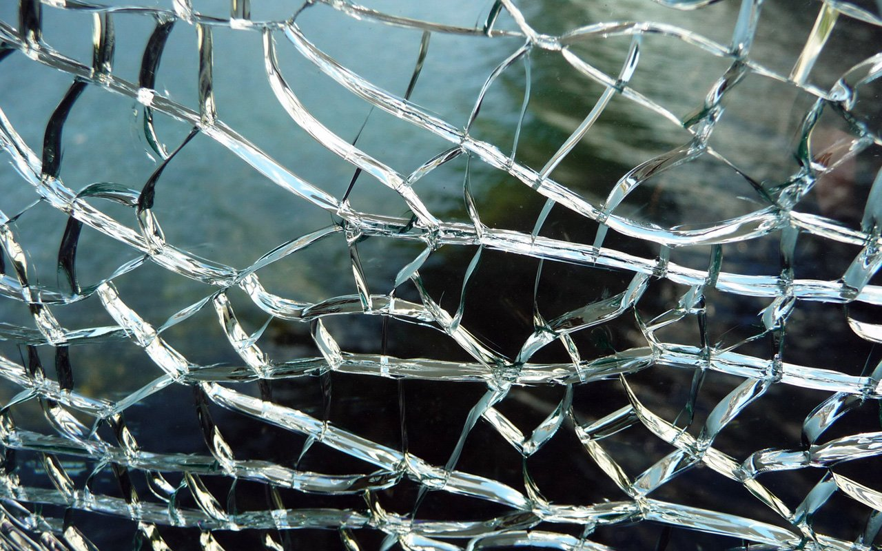 Broken glass HD wallpaper HD Wallpaper Downloads 1280x800