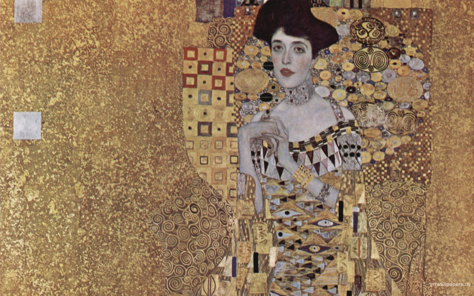 klimt wallpaper hd