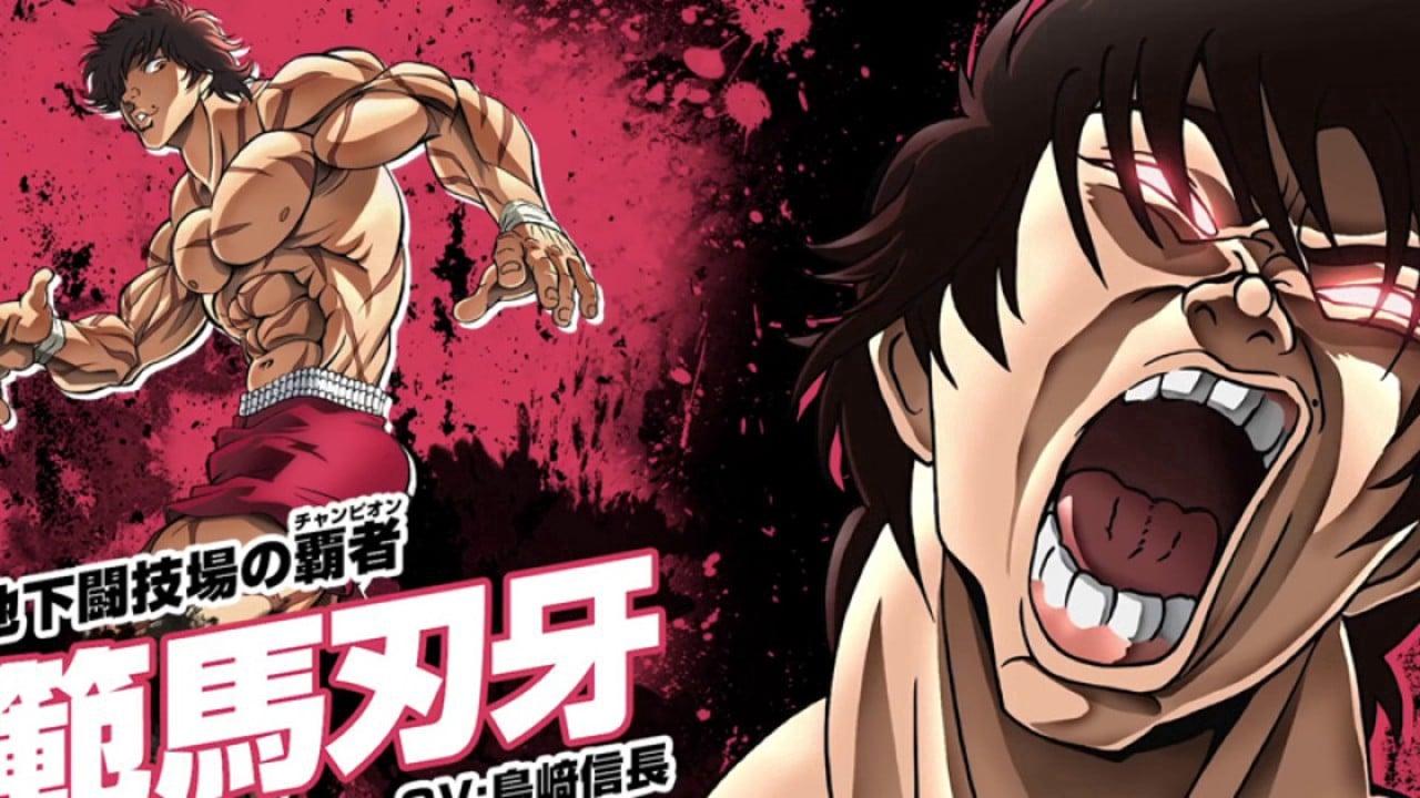 Baki 2018 720p Eng Sub HEVC AnimeKayo Anime Manga Download 1280x720