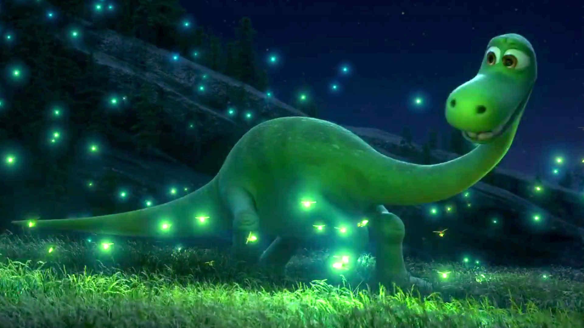 The Good Dinosaur HD Wallpaper