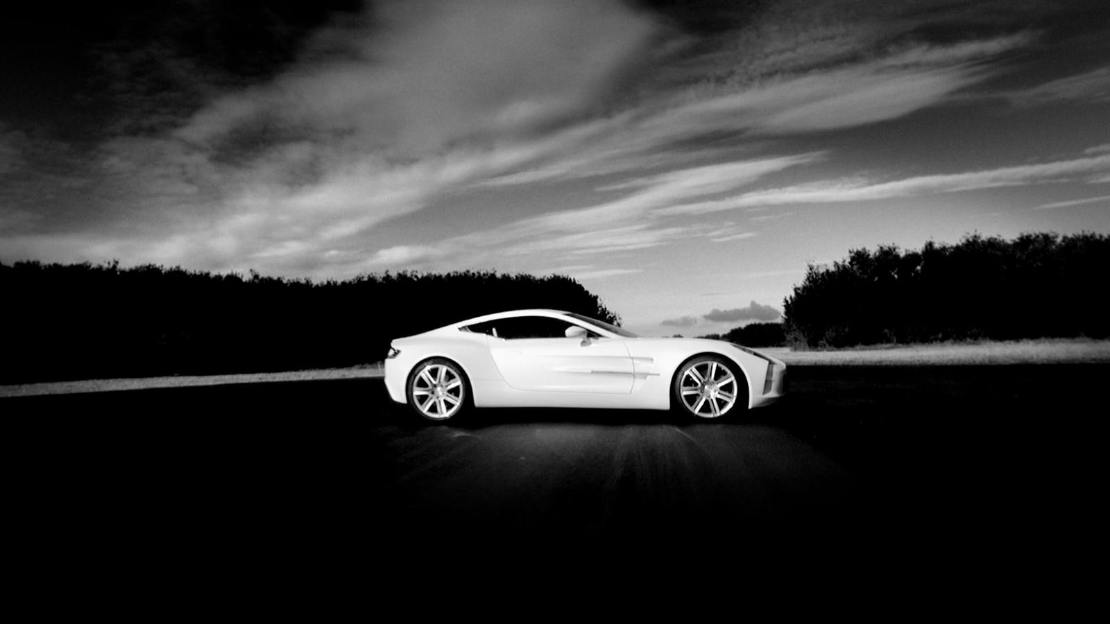 aston martin one 77 wallpaper white Vehicle Pictures 1600x900