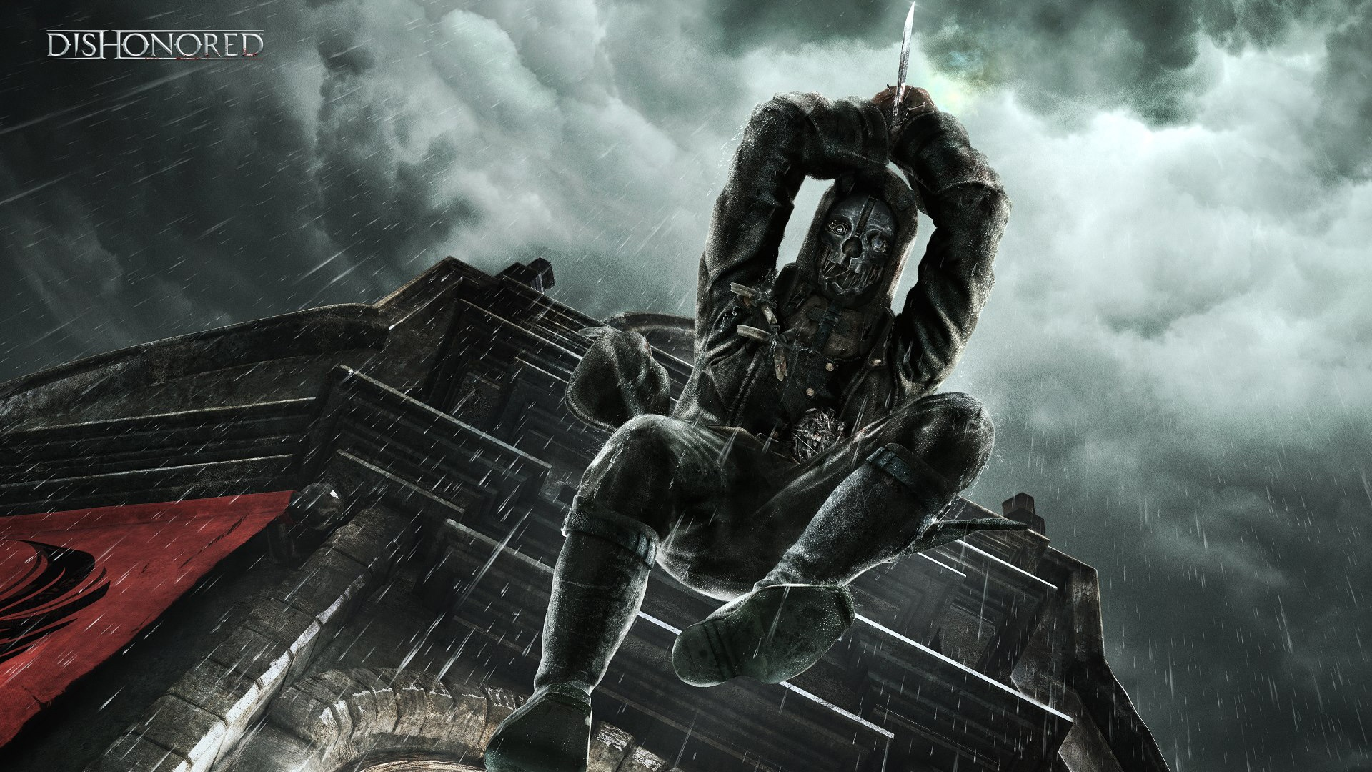 Dishonored Video Game Wallpapers HD Wallpapers 1920x1080