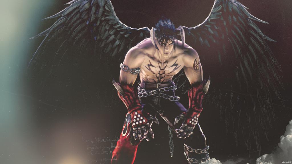 Devil jin wallpaper by Nobuyuki7 on deviantART 1024x574