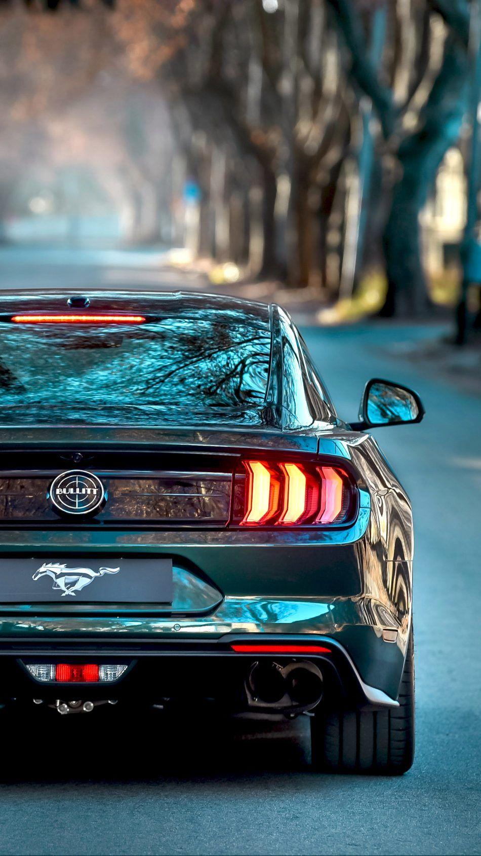 Ford Mustang Bullitt 2019 4K Ultra HD Mobile Wallpaper Ford 950x1689