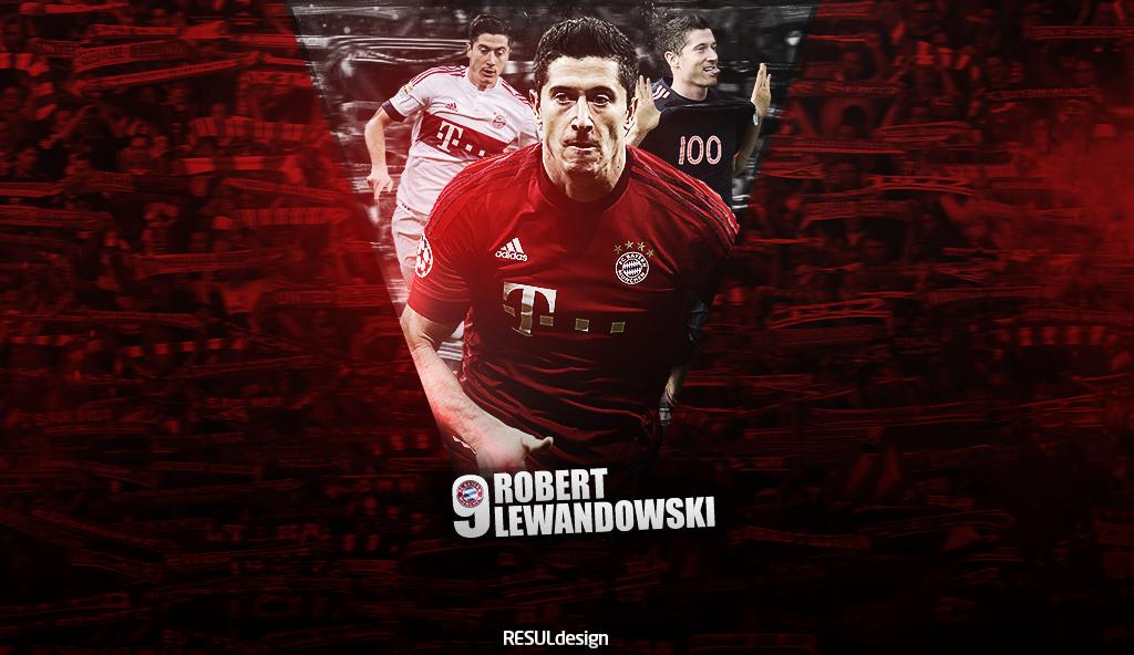 Fc Bayern Munich Wallpaper High Resolution: Lewandowski Bayern Munich Wallpapers