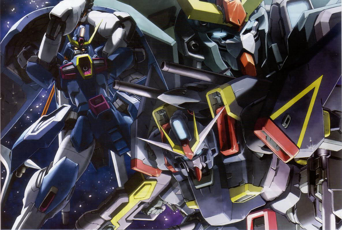 Gundam SEED Destiny Wallpapers   Gundam Kits Collection 1185x797