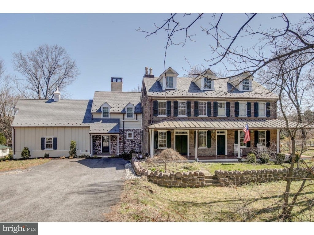 Restored Colonial Farmhouse Is Among Phoenixville Areas Priciest 1024x768