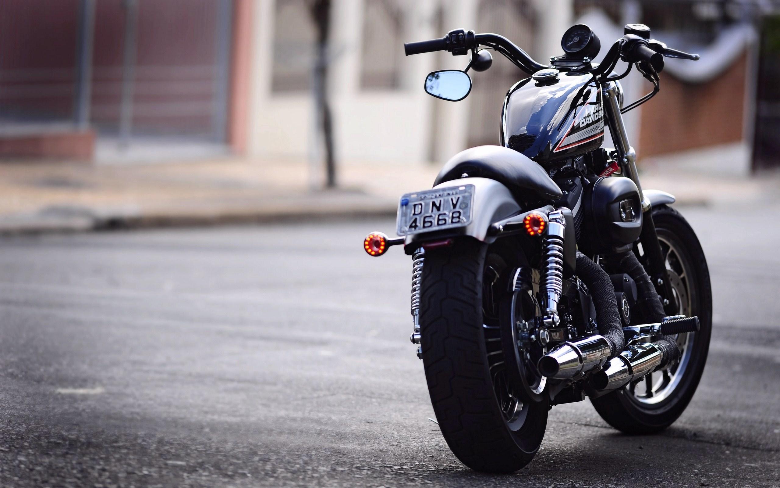 Motorrad Harley Davidson 883 HD Wallpaper   HD Hintergrundbilder 2560x1600