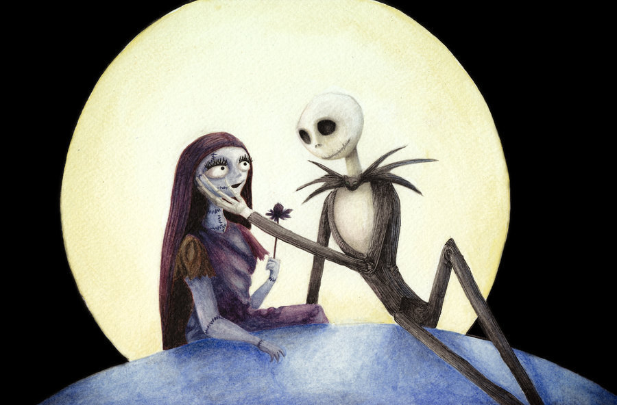 Nightmare Before Christmas Desktop Wallpaper Wallpapers9 900x592