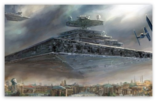 48 Imperial Star Destroyer Wallpaper Hd On Wallpapersafari