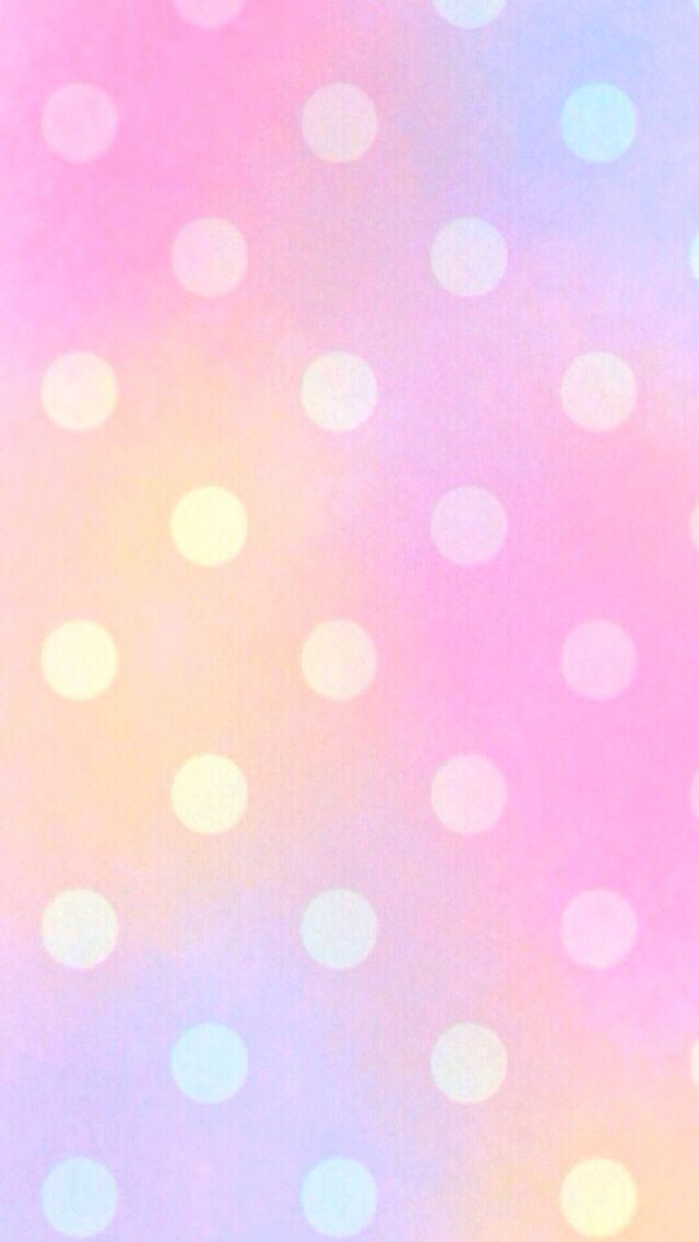 47 Polka Dot Phone Wallpaper On Wallpapersafari