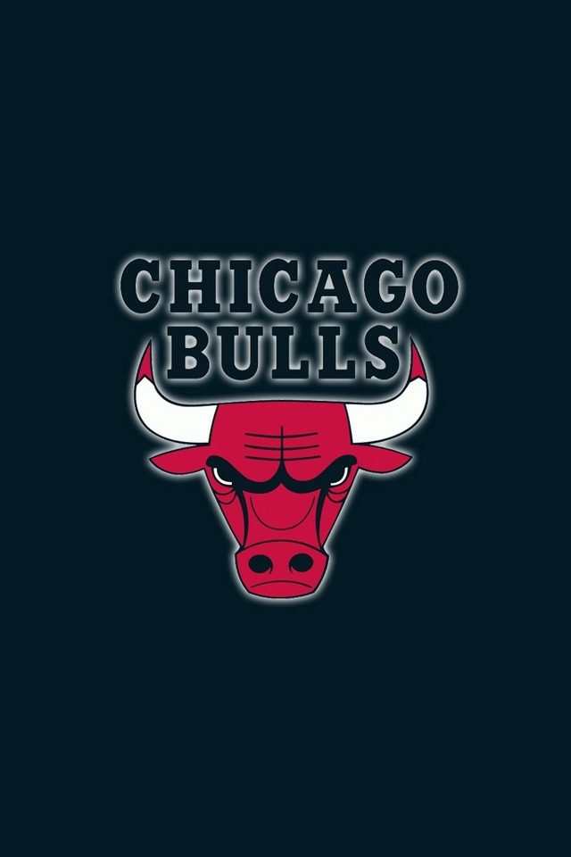 Chicago Bulls   Download iPhoneiPod TouchAndroid Wallpapers 640x960