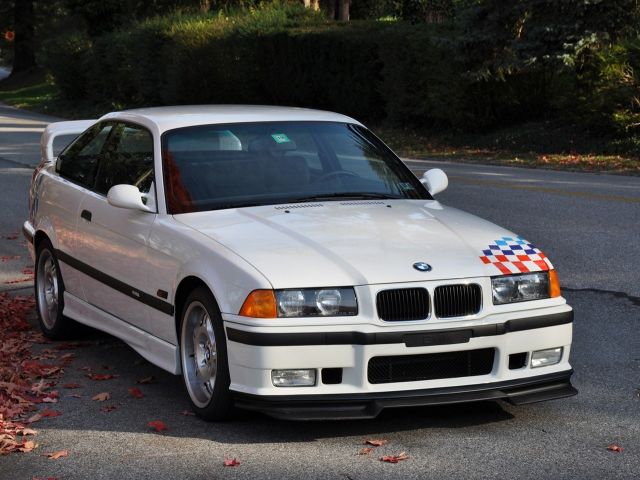 BMW M3 Lightweight E36 Wallpapers Car wallpapers HD 1280x960