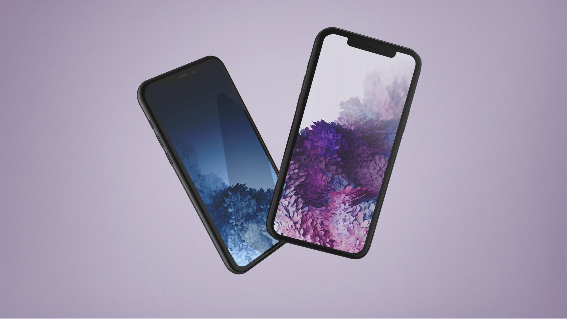 Samsung Galaxy S20 wallpaper iPhone mods 1920x1080
