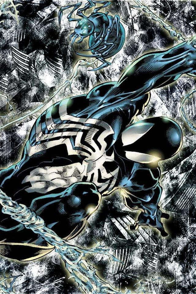 Its Venom iPhone 4 Wallpaper and iPhone 4S Wallpaper 640x960