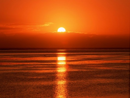 Sunset Screensaver Screensavers   Download Nature Sunset Screensaver 500x375
