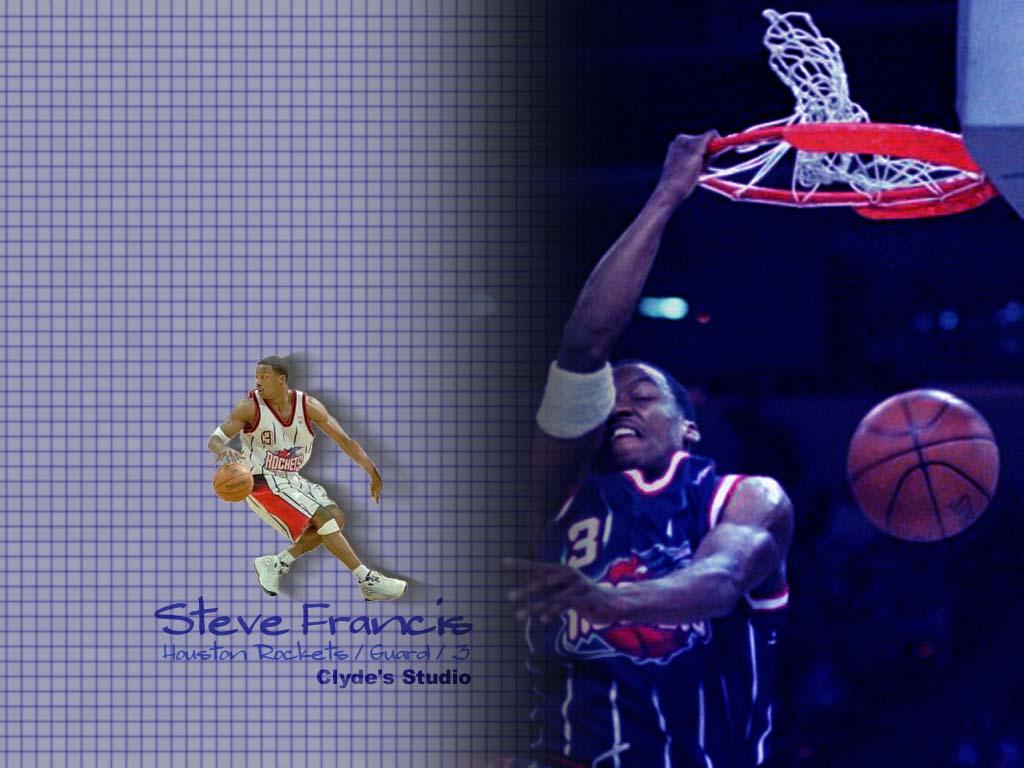 Steve Francis Basketball wallpaper 1024x768