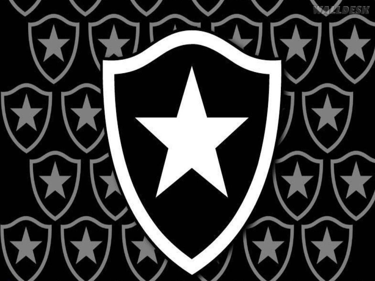 Escudo do Fogo   Botafogo Papis de parede para PC fotos 1280x960