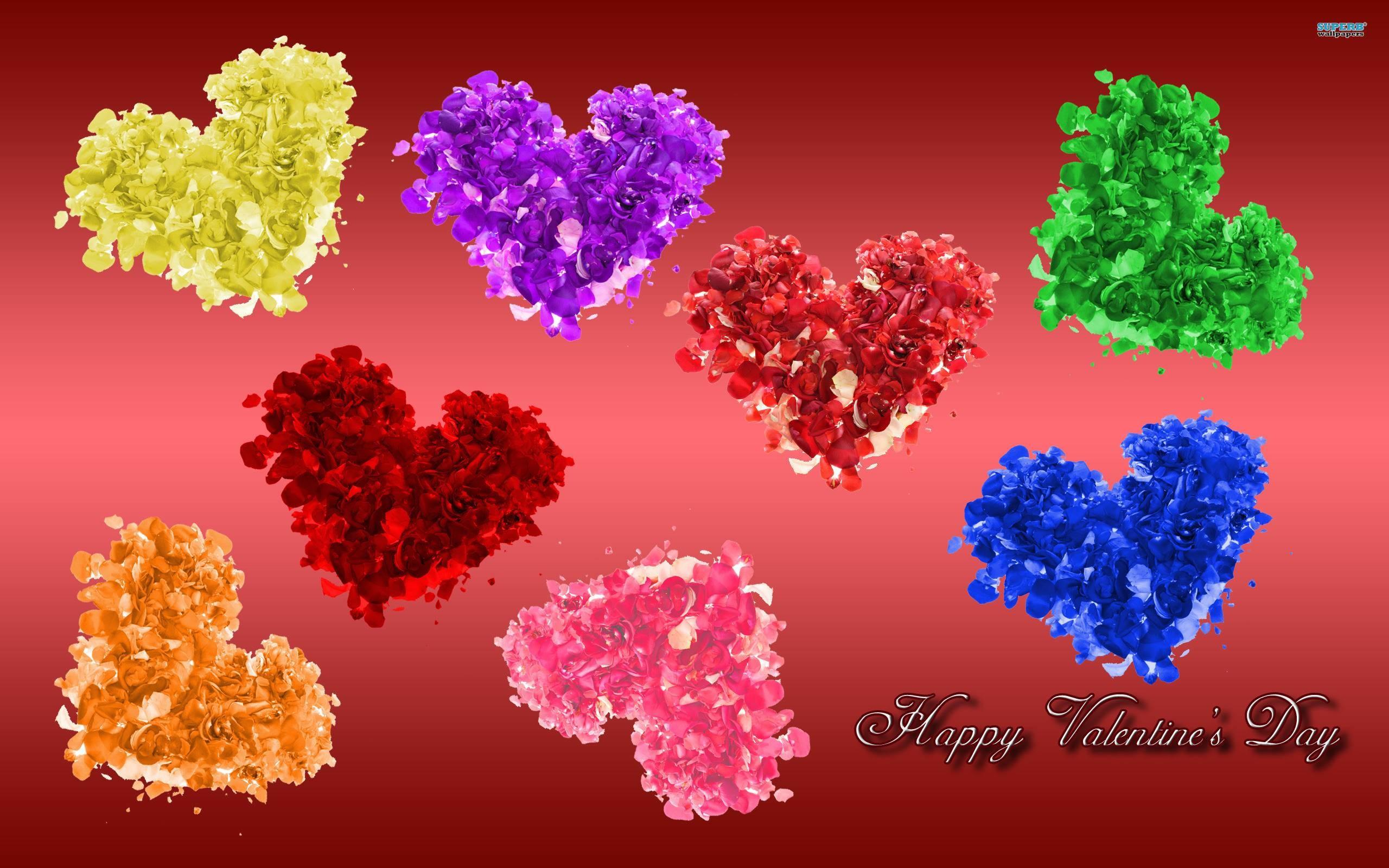 Wallpapers For Happy Valentines Day Wallpaper Desktop   Cute Happy 2560x1600