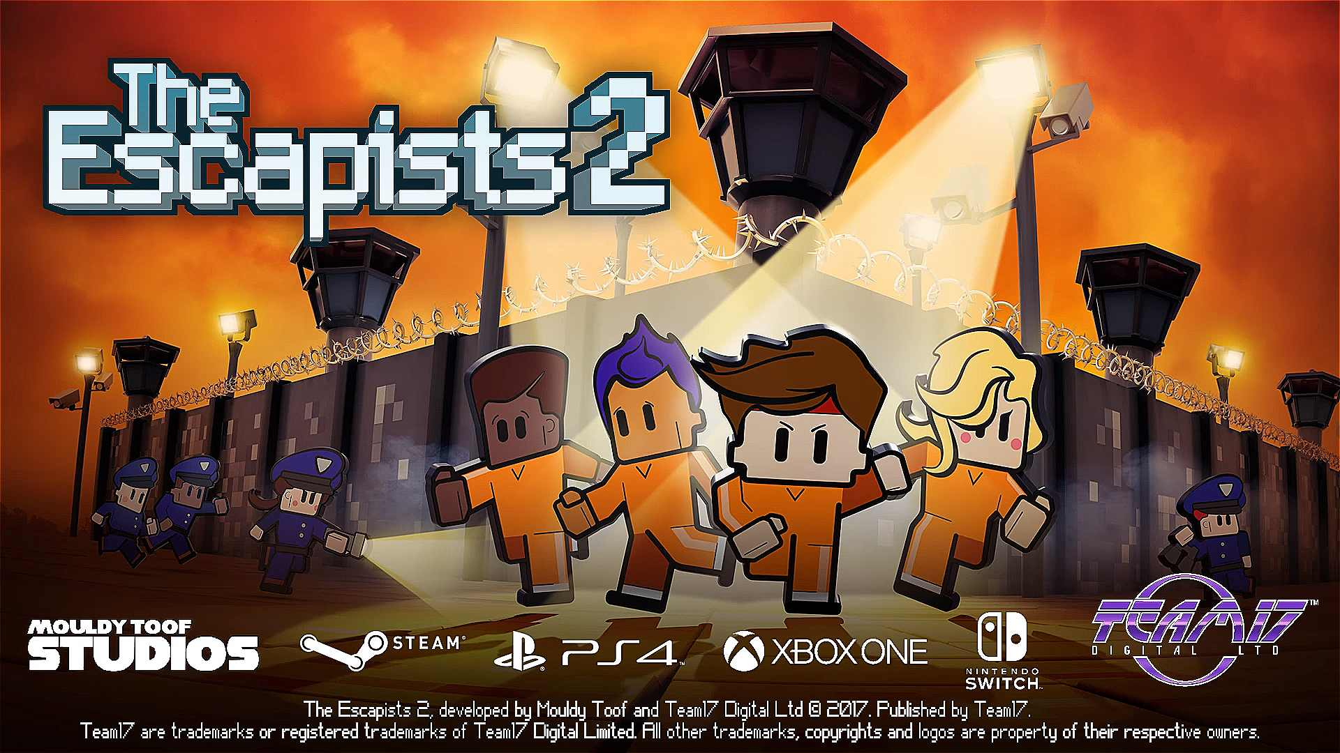 The Escapists 2 Breaks Out on August 22nd   GameSpacecom 1920x1080