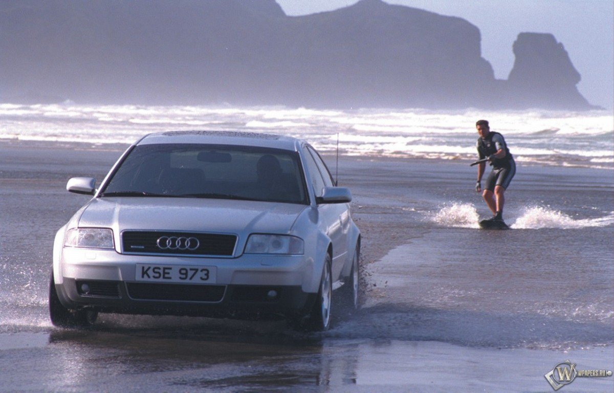 Audi A6 1998 wallpaper high resolution 1200x768