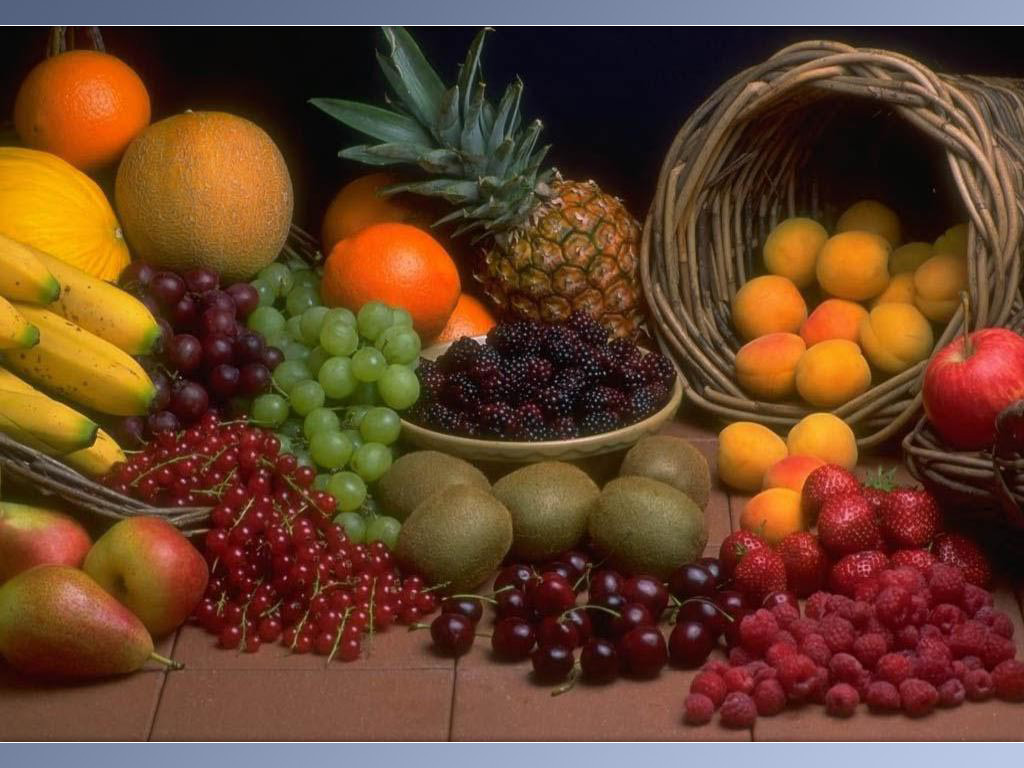 Thanksgiving Wallpapers Thanksgiving Fruit Basket Wallpapers 1024x768