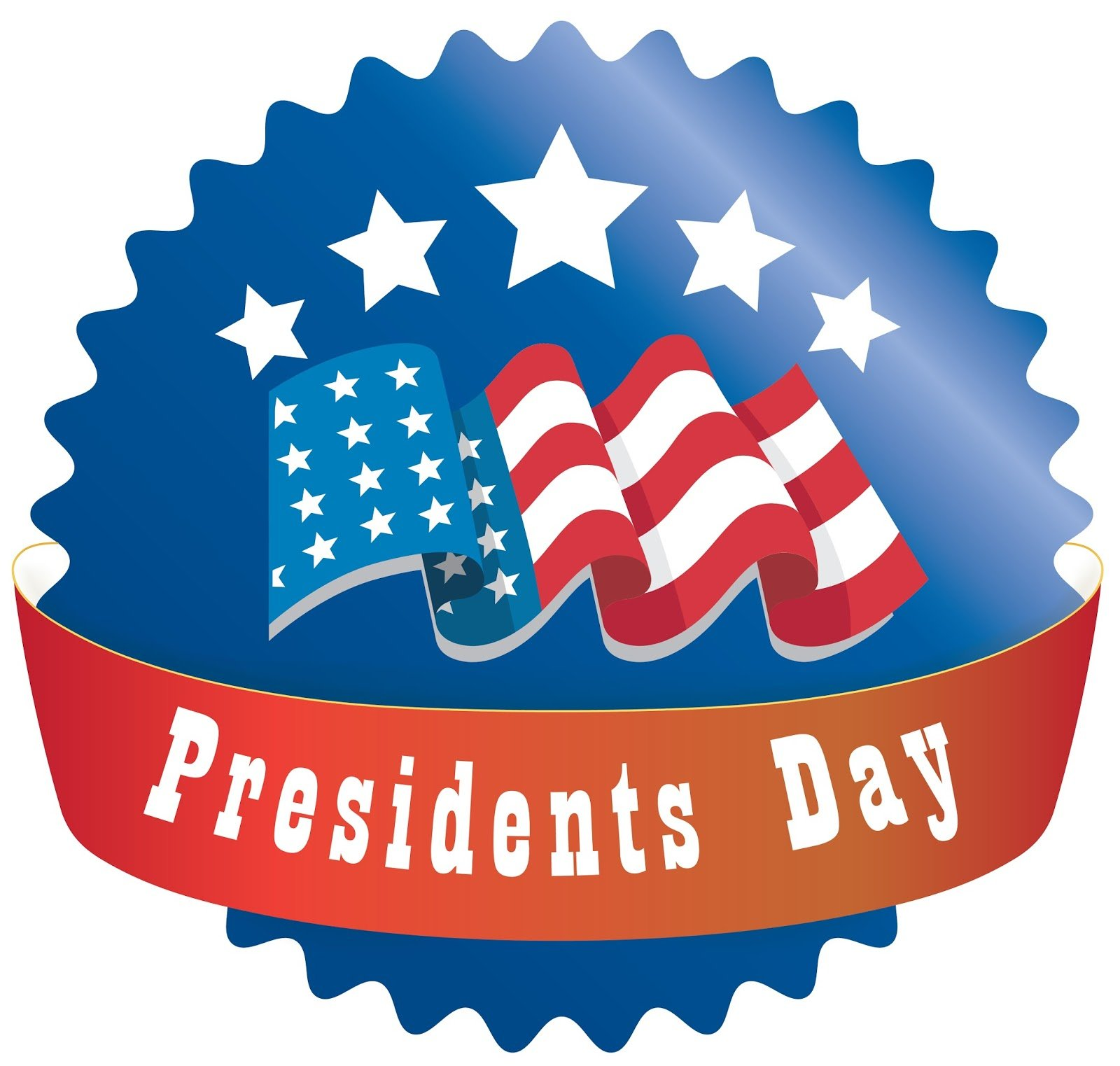 Presidents Day Clipart 2018 1600x1523